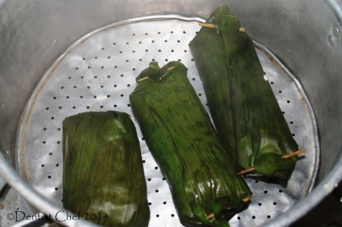 step by step resep membuat nasi bakar