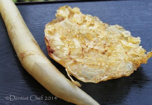 dried fish maw soup hipio recipe