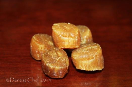 dried scallops recipe soup conpoy