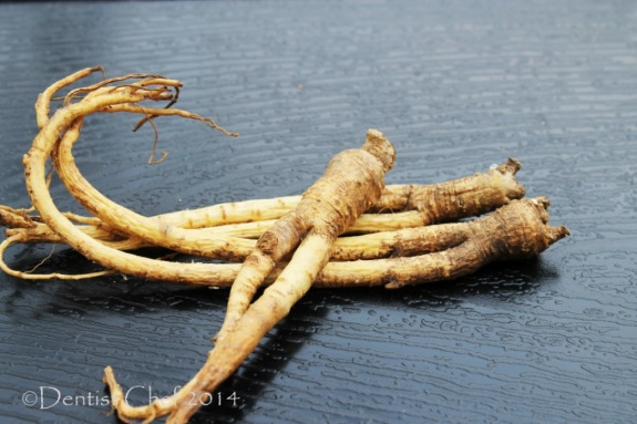 ginseng root soup recipe