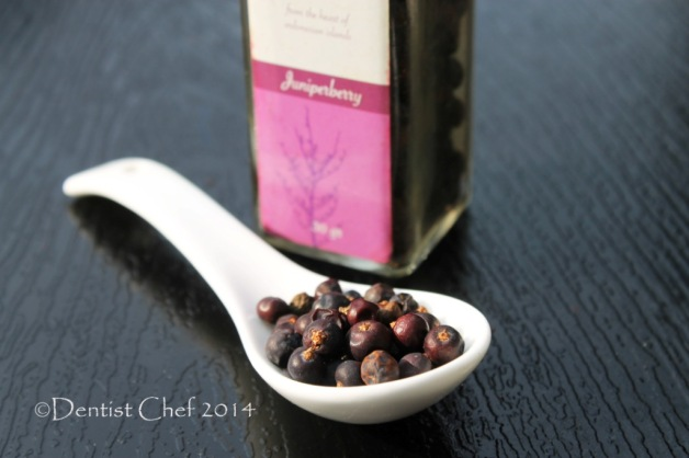juniper berry recipe