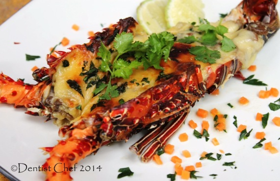 Lobster Thermidor with Creamy Smooth Bechamel Sauce