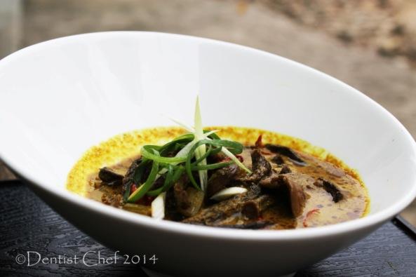 resep lempah kulat pelawan masakan bangka belitung