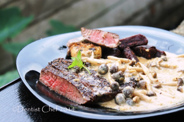 Perfectly Seared Beef Steak Recipe with Heston's Blumenthal Method:
