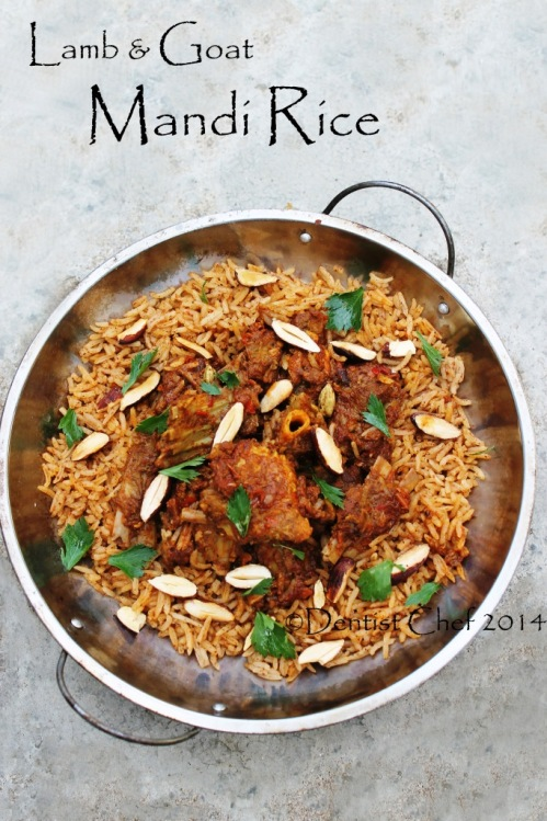 Lamb goat mandi rice arabian spicy roasted lamb and goat meat lamb mandi rice recipe arabian mutton basmati rice mandhi goat forumfinder Choice Image