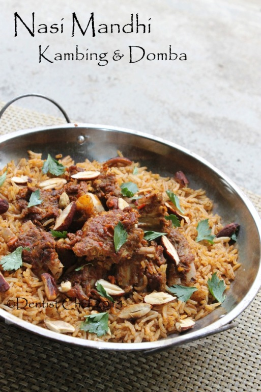 Lamb Amp Goat Mandi Rice Arabian Spicy Roasted Lamb And