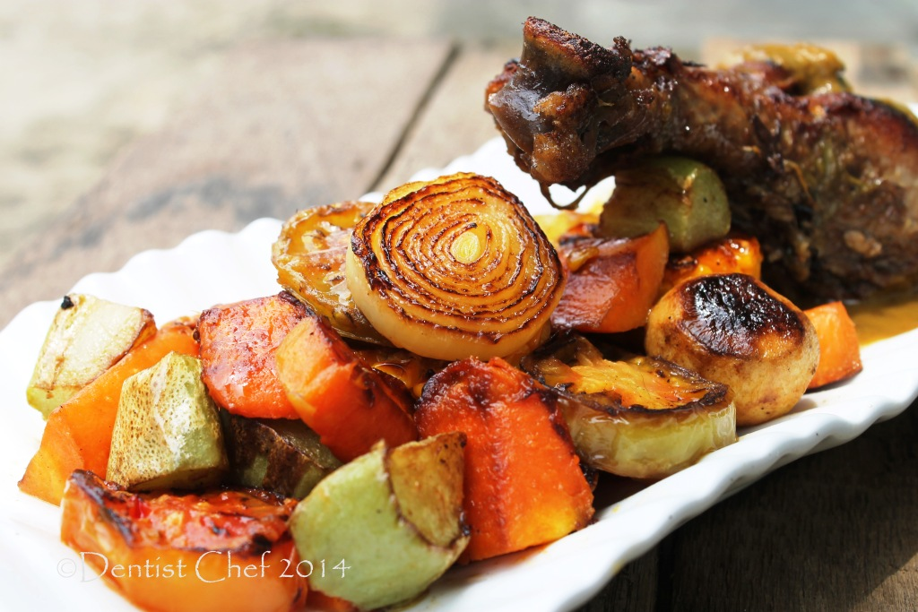 roasted summer vegetables recipe roast pumpkin chayote tomato