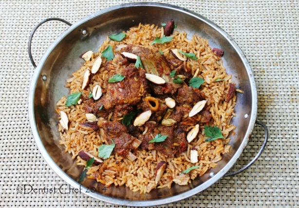 arabian mandi rice recipe roasted lamb meat goat mandi laham recipe
