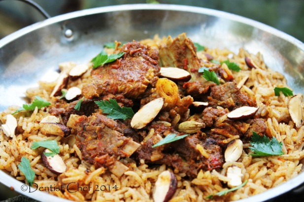 lamb mandi rice recipe roasted goat meat spicy arabian basmati rice mandy