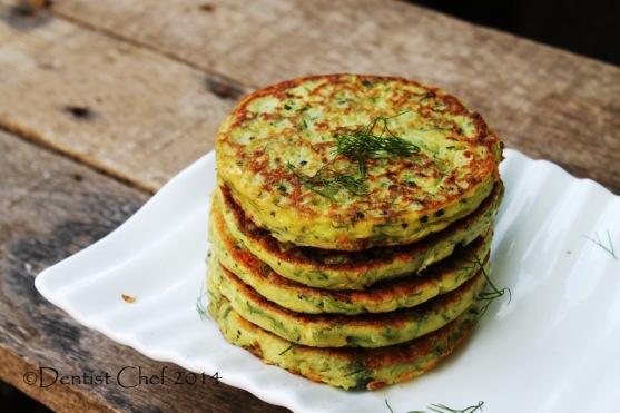 zuchini fritter recipe courgette pancake savoury zucchini bread