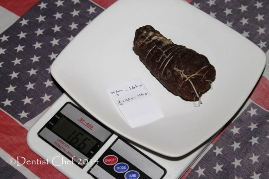 homemade bresaola beer dry curing weight loss 30 percent step by step instruction