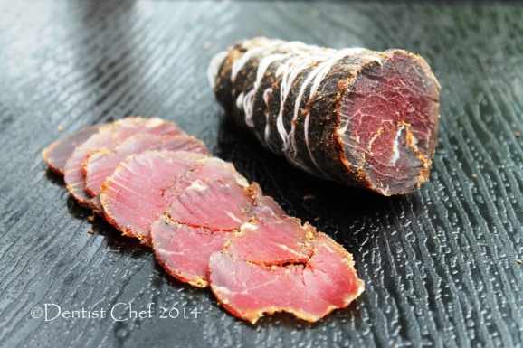 homemade bresaola italian dry cured beef recipe step by step making bresaola