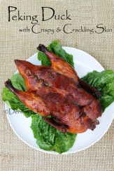 homemade roasted peking duck recipe chinese pancake from scratch homemade rost duck bebek peking panggang dentist chef