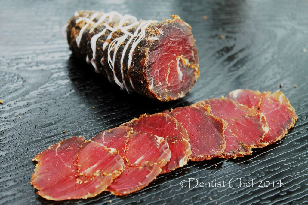 Dry cured meats recipes
