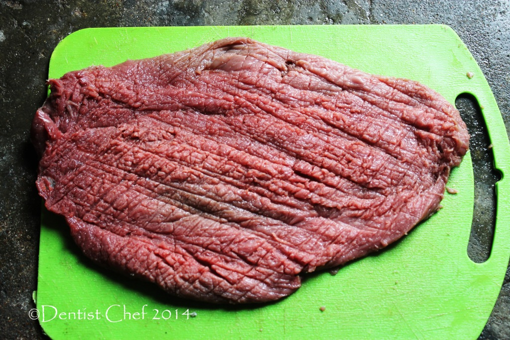 ... beef tenderloin with the remaining half of the herbs and spices