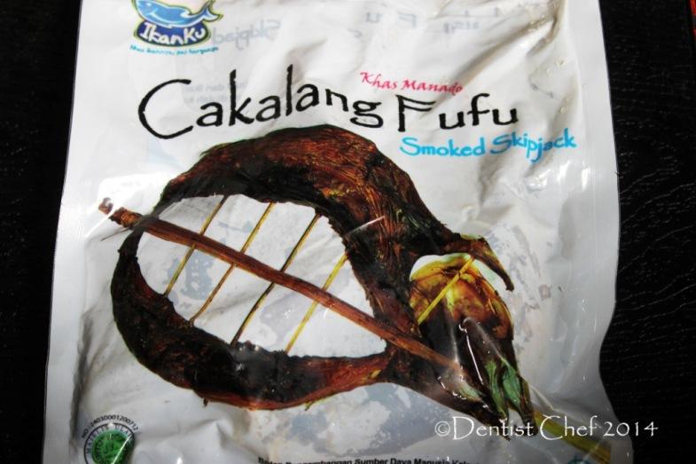 cakalang fufu ikan tongkol asap smoked skipjack tuna fish resep pampis pedas