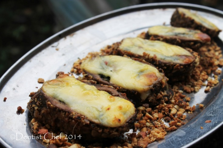 Recipe roasted tenderloin with mozarella cheese melted stuffed beef filet spinach gorgonzola butter chorizo