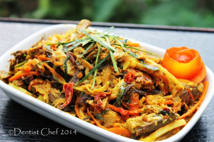 recipe spicy shredded fish stir fry chilli pampis ikan fish rousong serunding ikan