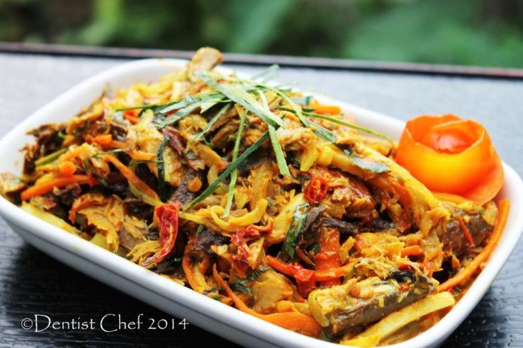 recipe spicy shredded fish stir fry chilli pampis ikan fish rousong serunding ikan