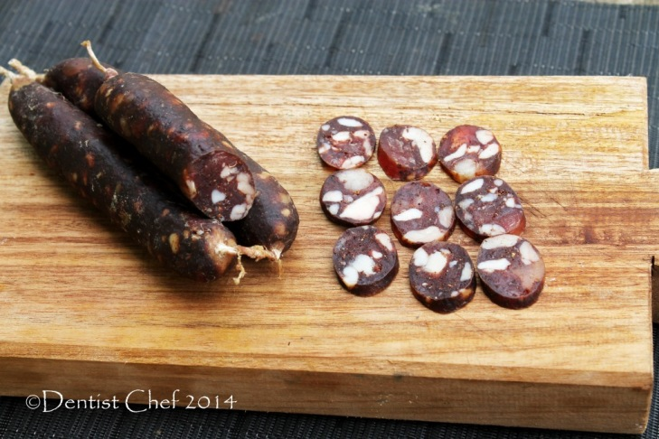 homemade chinese sausage recipe lap cheong chang make dried cured sausage from scratch