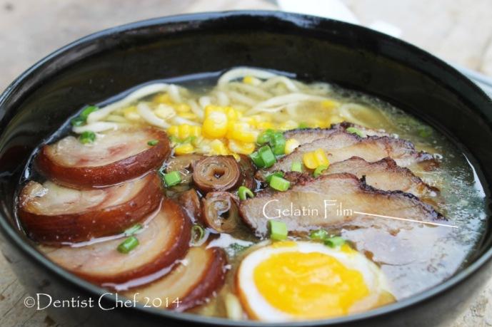 recipe tonkotsu ramen Noodle Tonkotsu Bone with (Japanese Soup) Recipe Ramen Chashu Pork