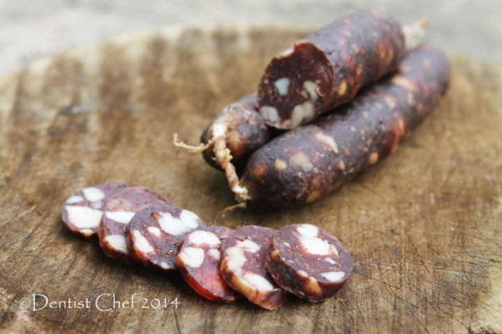 recipe chinese sausage homemade lap cheong sweet waxed la chang sausage