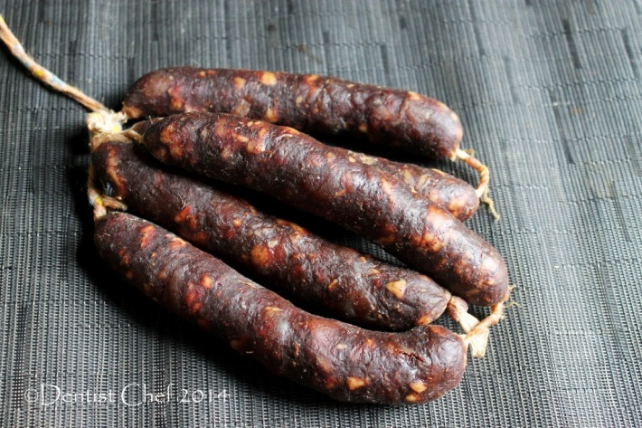 recipe chinese sausage lap cheong homemade wax sausage
