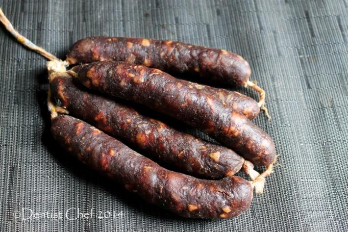 recipe chinese sausage lap cheong homemade wax sausage