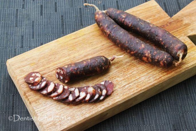 recipe homemade chinese waxed sausage lap cheong from scratch healthy non preservatives