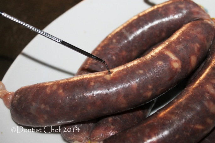 step by step how to make bratwurst sausage homemade bavarian veal pork sausage