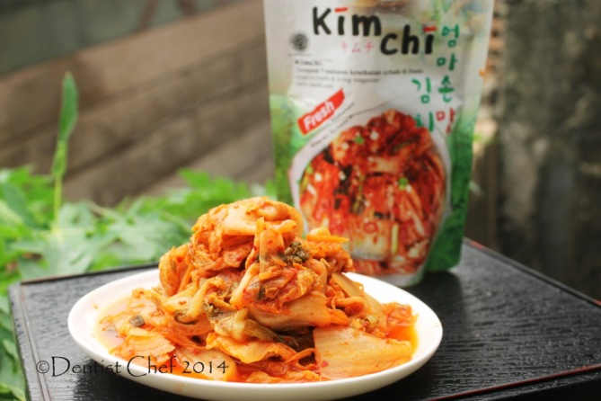 recipe kimchi soup salmon head spicy maeuntang fish vegetable soup