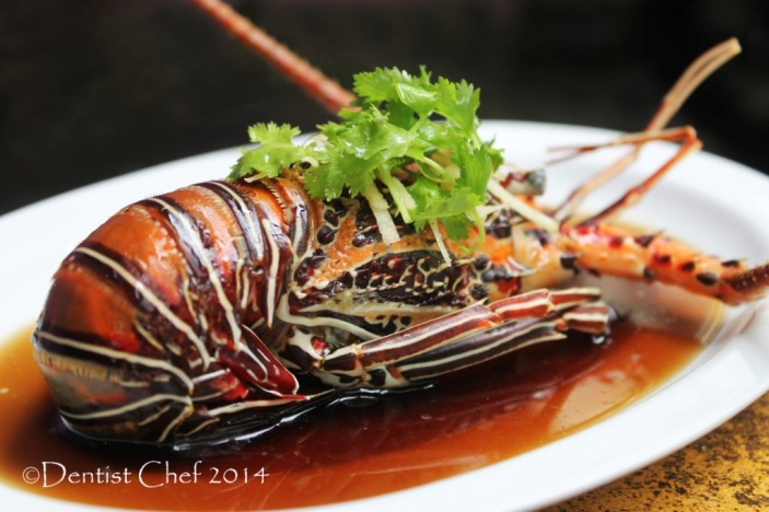 recipe steamed live lobster chinese style with ginger garlic superior soy sauce