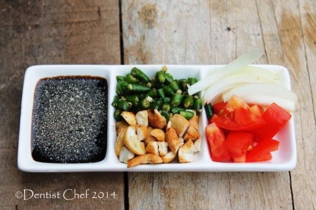 resep sambel kecap manis sate cabe rawit kacang tomat bawang bombay sate buntel merica