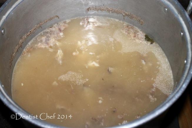 tonkotru ramen broth recipe 16 hours japanese pork bone soup noodle recipe
