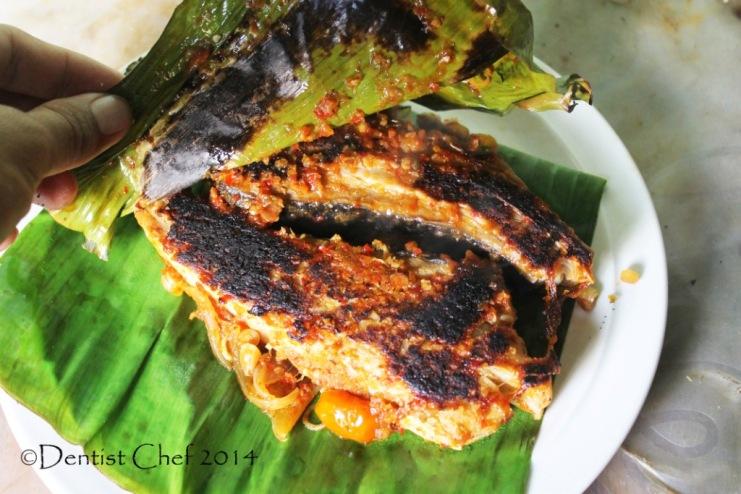 grilled stingray sambal barbequed skate fish spicy chili sauce lemongrass