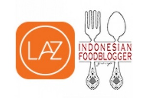 Indonesian Food Blogger Lazada Nakami Challage