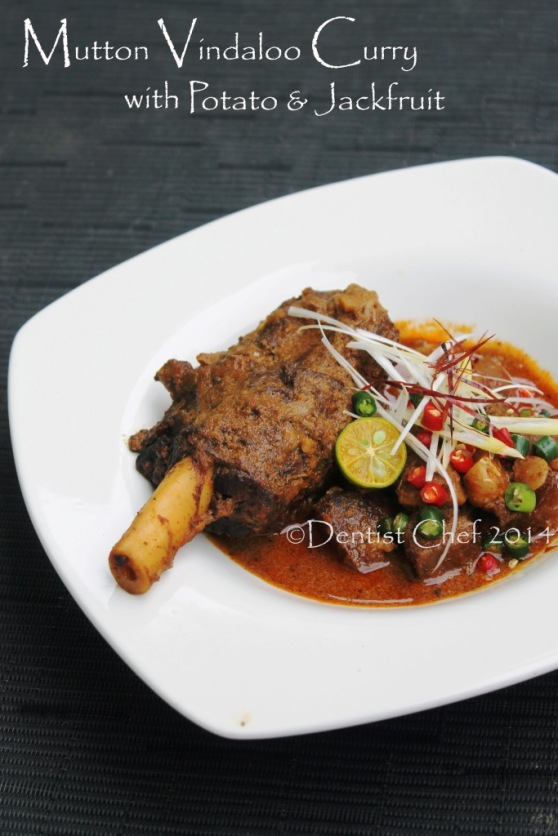 mutton vindaloo curry recipe lamn goat shank sour curry