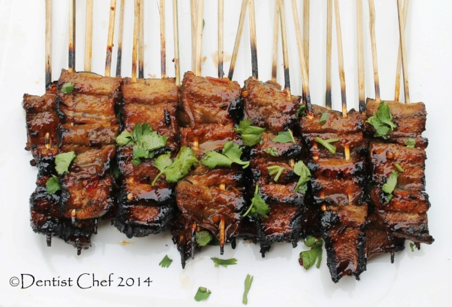 recipe unagi kabayaki japanese grilled eel sweet soy sauce skewered rice field freshwater eel