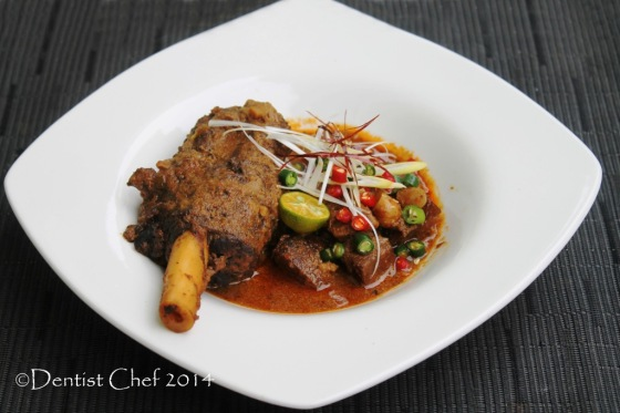resep kari kambing india vindaloo gulai nangka kentang sour curry lamb goat mutton shank