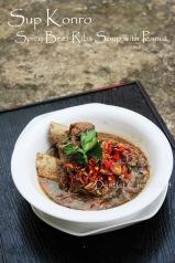 resep konro sop iga sapi khas makassar beef ribs soup