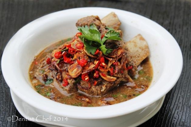 resep sup konro karebosi iga sapi sulawesi selatan makassar sup sapi kacang tanah