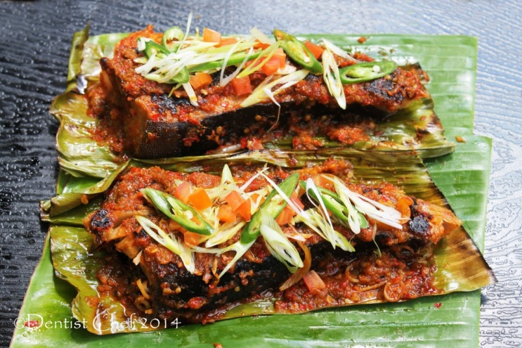 sambal stingray recipe grilled skate fish with chili barbeque sauce ikan pari bakar