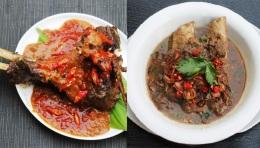Resep Sup  Konro Bakar Iga Sapi Khas Makassar (Indonesian Spicy Beef Ribs Soup, Barbequed with PeanutSauce)