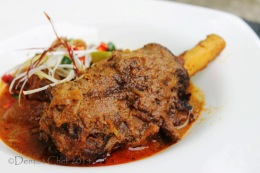 Recipe Mutton Vindaloo Curry with Lamb and Goat Shank, Potato and Jackfruit (Kari Kambing India dengan Kentang dan NangkaMuda)