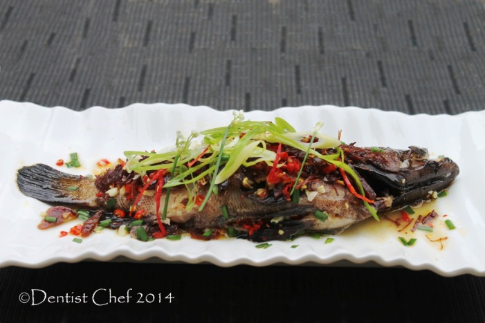 recipe xo sauce fish steamed red grouper coral trout chinese style chili dried scallop fish