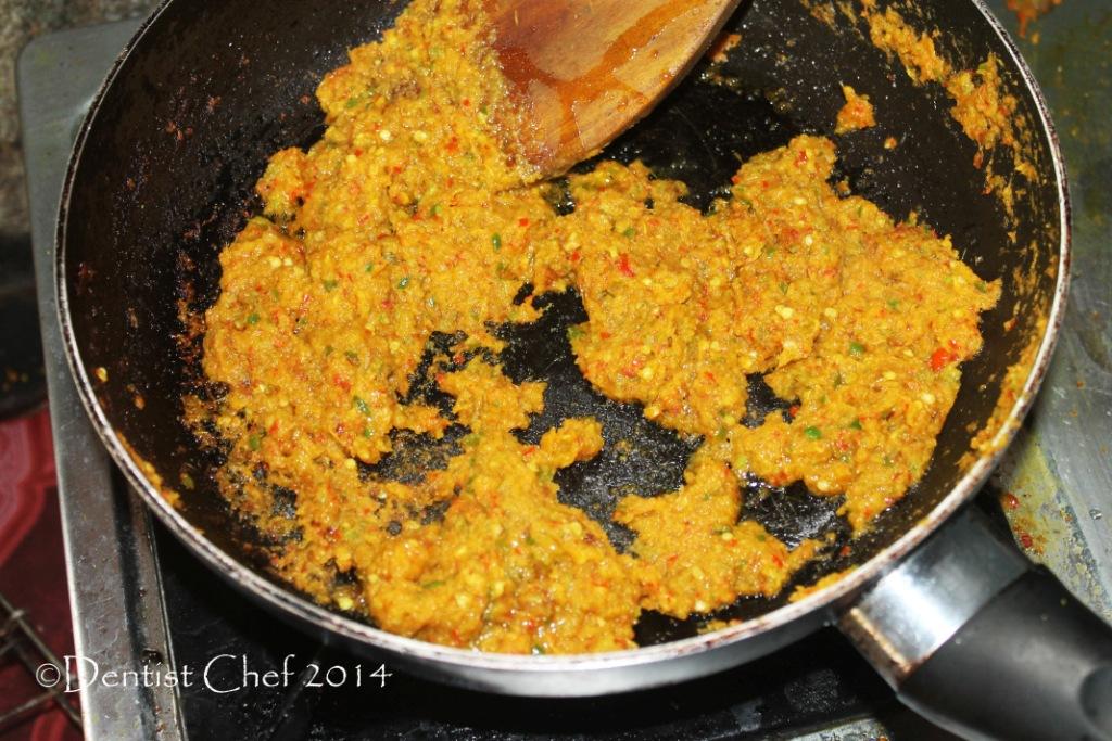 resep ayam pinadar manuk namargota masakan khas batak