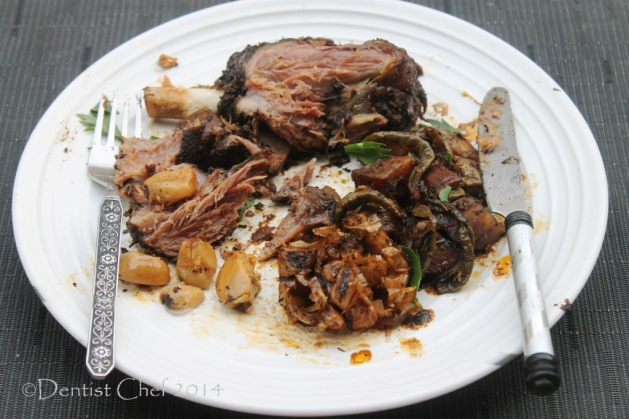 how to cook goat meat in the oven