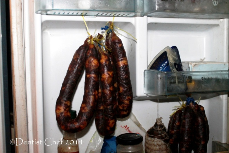 chorizo recipe dry curing refrigerator air chiller chamber air dried cured pork sausage spicy spanish chorizo