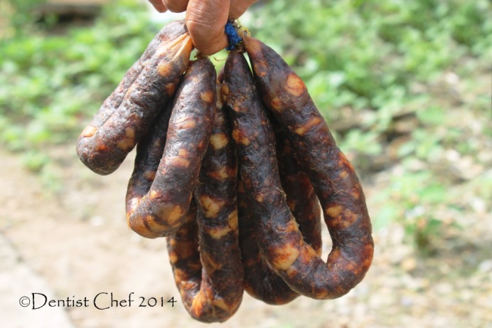 making spanish chorizo recipe fermented sausage dry cured sausage
