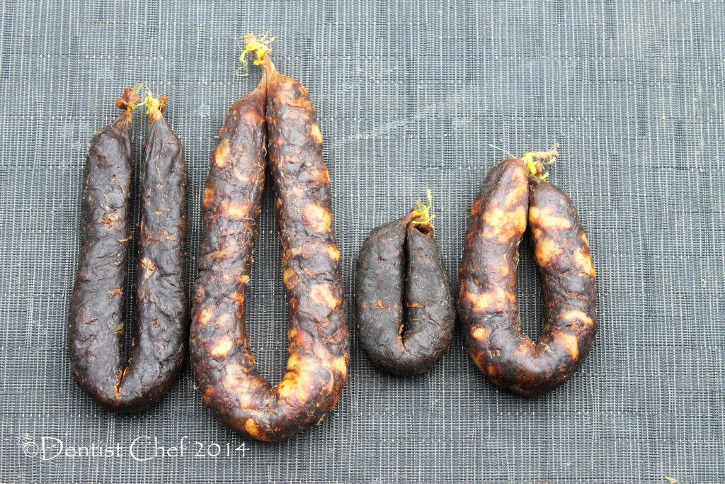 how to cook dry cured chorizo